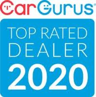 CarGurus Top Rated Dealer 2020