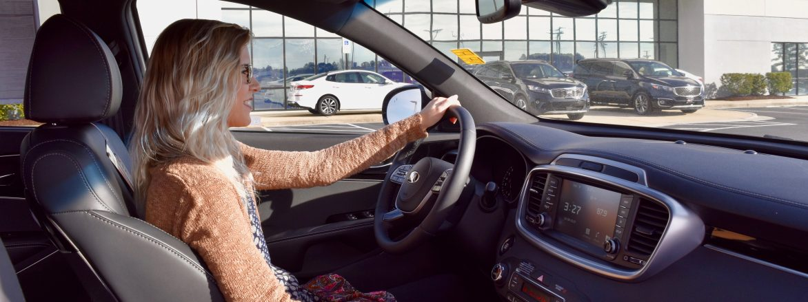 Kia Sorento Test Drive